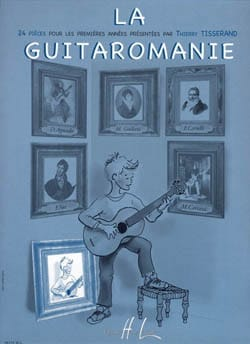 - The Guitaromania - Sheet Music - di-arezzo.com