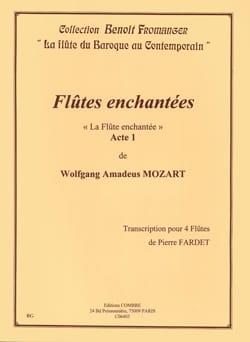 Flûtes enchantées - 4 Flûtes laflutedepan