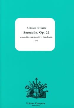 DVORAK - Serenata opus 22 - Partitura - di-arezzo.es