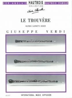 Le Trouvère Alexandre Ouzounoff Partition Trios - laflutedepan