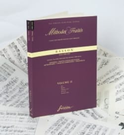 Methods and Treaties Volume 2 - Bassoon - Partition - di-arezzo.com