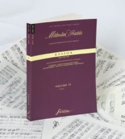 - Methods and Treaties Volume 4 - Bassoon - Sheet Music - di-arezzo.com