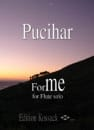 Blaz Pucihar - For Me – Flute solo - Partition - di-arezzo.fr