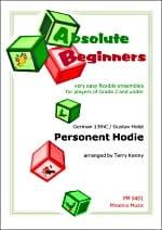 Holst Gustav / German 13th C - Personent Hodie - Partition - di-arezzo.fr