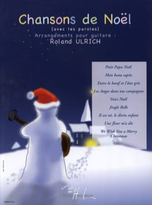 Roland Ulrich - Christmas songs - Sheet Music - di-arezzo.com
