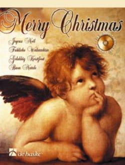 Merry Christmas - Partition - Clarinette - laflutedepan.com