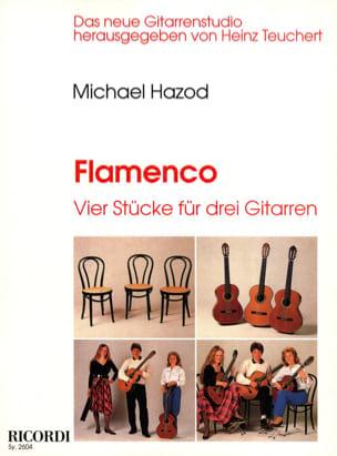 Hazod Michael - Flamenco - Partition - di-arezzo.fr