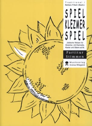 Spiel, Klezmer, spiel - Sheet Music - di-arezzo.co.uk