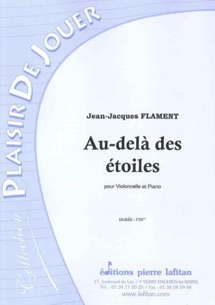 Jean-Jacques Flament - Au-delà des étoiles –Violoncelle - Partition - di-arezzo.fr