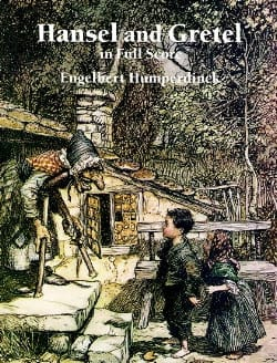 Engelbert Humperdinck - Hansel and Gretel - Sheet Music - di-arezzo.com