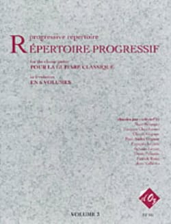 Progressive Directory Volume 3 - Sheet Music - di-arezzo.co.uk
