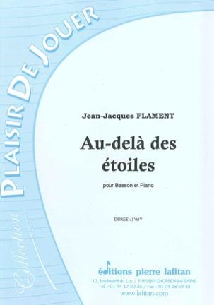 Au-Delà des Etoiles Jean-Jacques Flament Partition laflutedepan