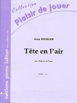Jean Sichler - Head in the clouds - Sheet Music - di-arezzo.co.uk