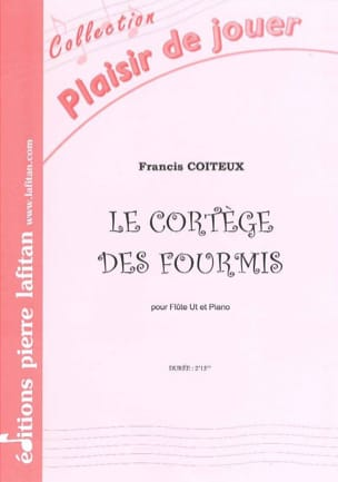 Francis Coiteux - The Ants Procession - Sheet Music - di-arezzo.com