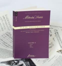 - Méthodes et Traités - Volume 2 – Flûte traversière (France 1800-1860) - Partition - di-arezzo.fr