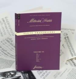 Méthodes et Traités - Volume 3 - Flûte traversière France 1800-1860 - laflutedepan.com
