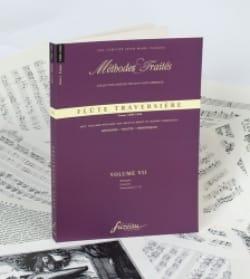 Méthodes et Traités - Volume 7 - Flûte traversière France 1800-1860 - laflutedepan.com