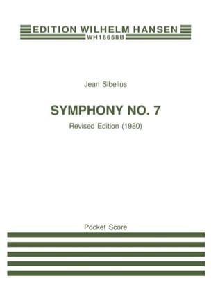 Jean Sibelius - Symphonie n° 7 op. 105 - Partitur - Partition - di-arezzo.fr