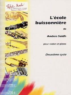 L'école Buissonnière - Anders Soldh - Partition - laflutedepan.com