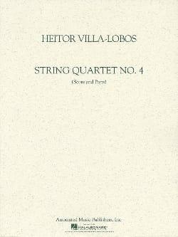 Quatuor à cordes n° 4 -Score + Parts - laflutedepan.com
