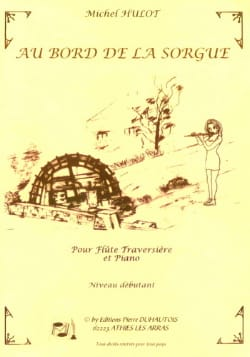 Au bord de la Sorgue - Flûte - Michel Hulot - laflutedepan.com