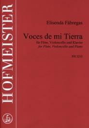 Elisenda Fabregas - Vows of mi Tierra - Sheet Music - di-arezzo.com