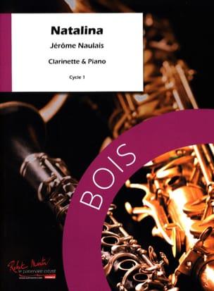 Jérôme Naulais - Natalina - Partitura - di-arezzo.es