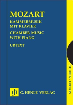 Musique de Chambre Avec Piano - 4 Volumes Sous Coffret - laflutedepan.com