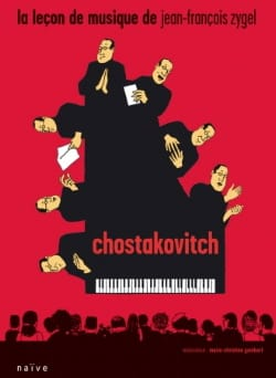 Jean-François Zygel - The Music Lesson - Shostakovich - Sheet Music - di-arezzo.co.uk
