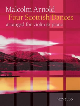 Malcolm Arnold - Four Scottish Dances - Partition - di-arezzo.fr