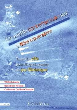 Arexis Wilfrid / Roussel Bénédicte / Quillier-Chassain Catherine - A contemporary breath on the flute - Sheet Music - di-arezzo.com