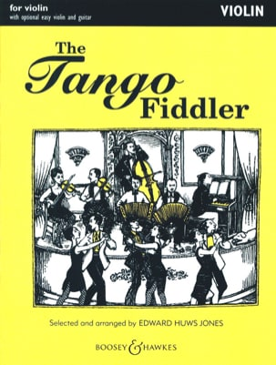 The Tango Fiddler - Violon - Edward Huws Jones - laflutedepan.com