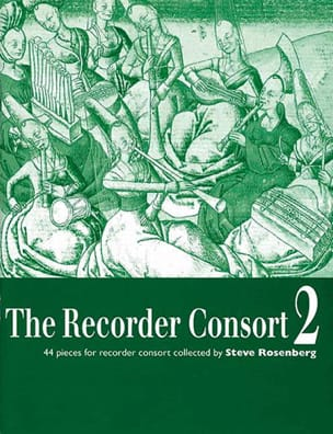 Steve Rosenberg - The Recorder Consort Volume 2 - Partition - di-arezzo.fr