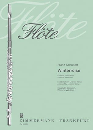 SCHUBERT - Winterreise - Sheet Music - di-arezzo.co.uk
