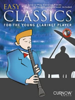 - Easy Classics for the Young Clarinet Player - Partition - di-arezzo.fr