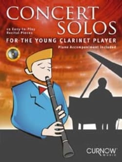 Concert Solos For The Young Clarinet Player - Partition - di-arezzo.fr