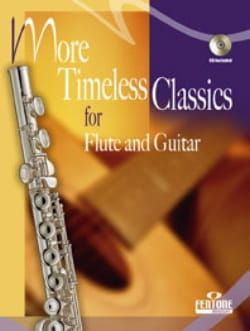 More Timeless Classics for flute and guitar Partition laflutedepan