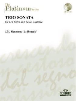 Trio Sonata -2 flutes and Bc - laflutedepan.com