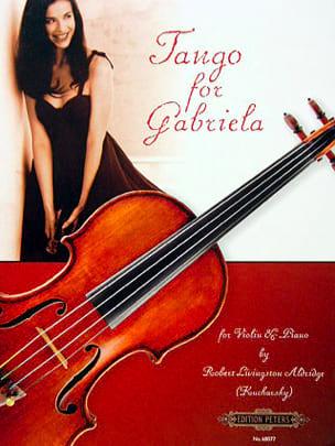 Tango For Gabriela - Alderidge Robert Livingston - laflutedepan.com