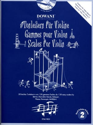 - Ranges for Violin Vol. 2 - Sheet Music - di-arezzo.com