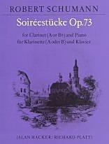 Soiréestücke Op.73 - SCHUMANN - Partition - laflutedepan.com