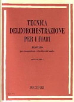 Paola Angelo De - Tecnica dell'orchestrazione per i fiati - Sheet Music - di-arezzo.co.uk