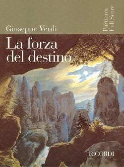 VERDI - The Forza Del Destino - Sheet Music - di-arezzo.co.uk