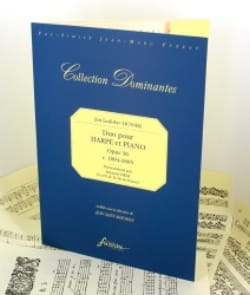 Jan Ladislav Dussek - Duet for harp and piano op. 36 - Sheet Music - di-arezzo.co.uk