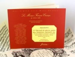 Michel Blavet - 3ème Recueil de pièces, petits airs, brunettes, menuets, etc. - Partition - di-arezzo.fr