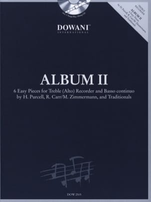 - Album 2 - Treble recorder Bc - Sheet Music - di-arezzo.com