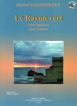 Michel Sadanowsky - Le Rayon Vert - Suite Flamenca - Partition - di-arezzo.fr