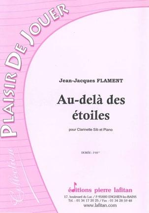 Au-delà des étoiles - Clarinette - laflutedepan.com