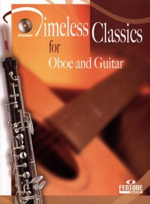 Timeless Classics for oboe and guitar - laflutedepan.com