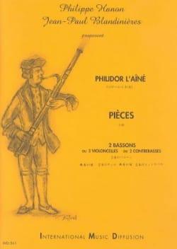 Pièces - 2 Bassons André (
